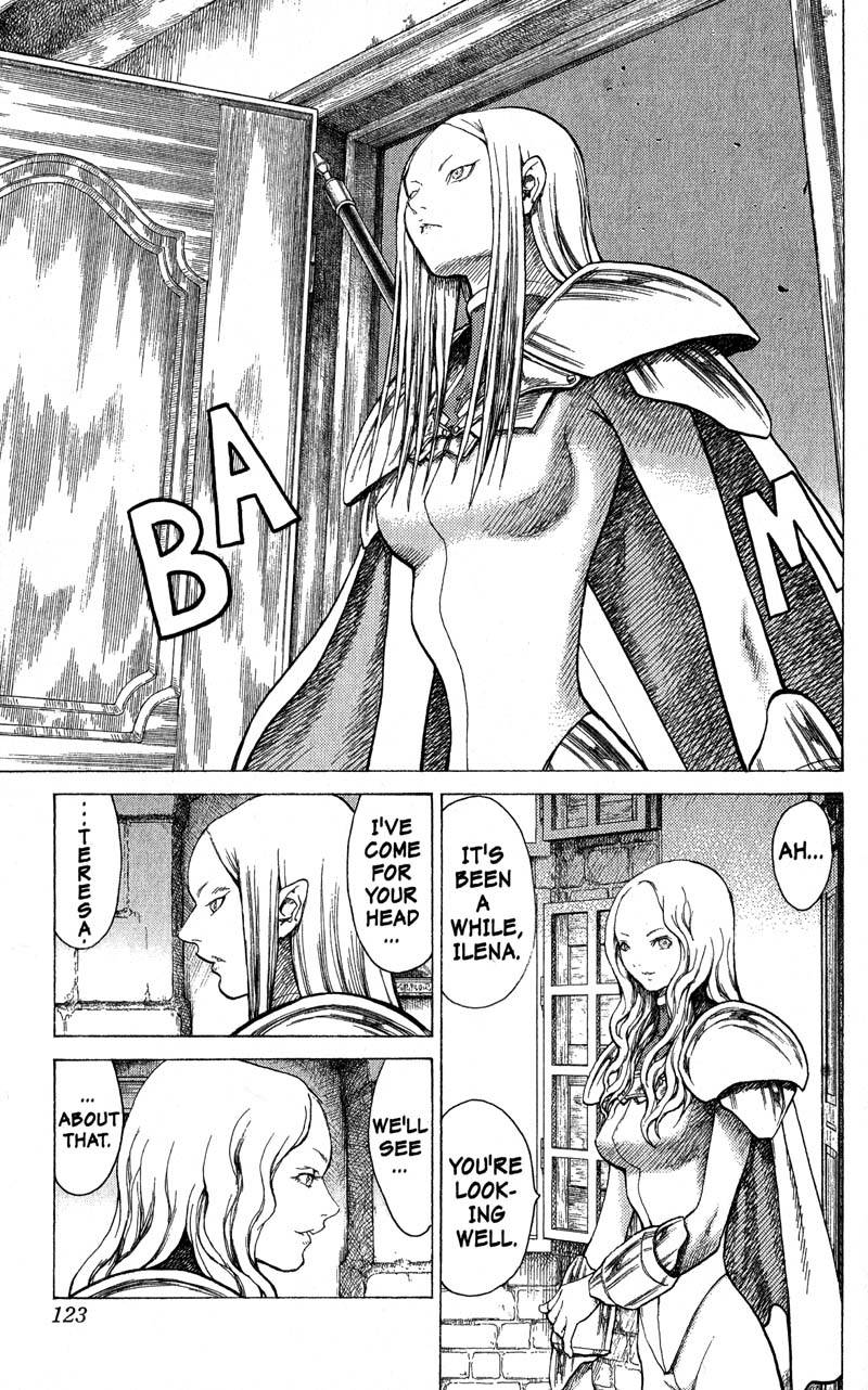 Claymore, Chapter 19, image #20