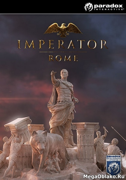 Imperator: Rome - Deluxe Edition (2019/RUS/ENG/MULTi/RePack by xatab)