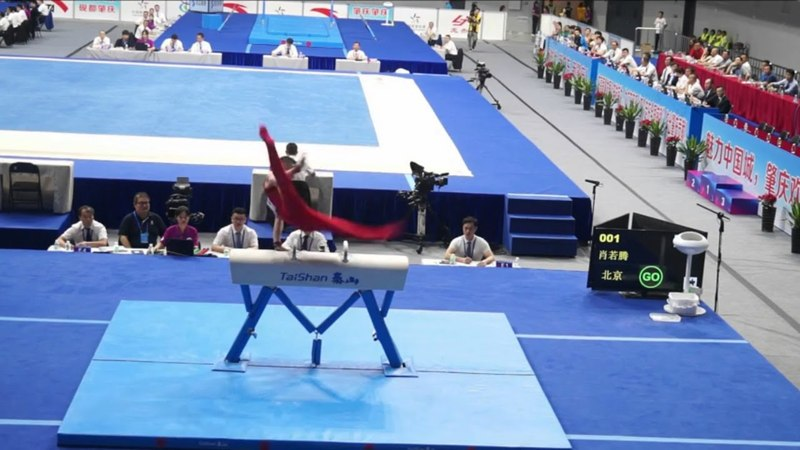 Xiao Ruoteng PH Q 2018 Chinese Nationals