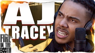 AJ Tracey - FIRE IN THE BOOTH pt3