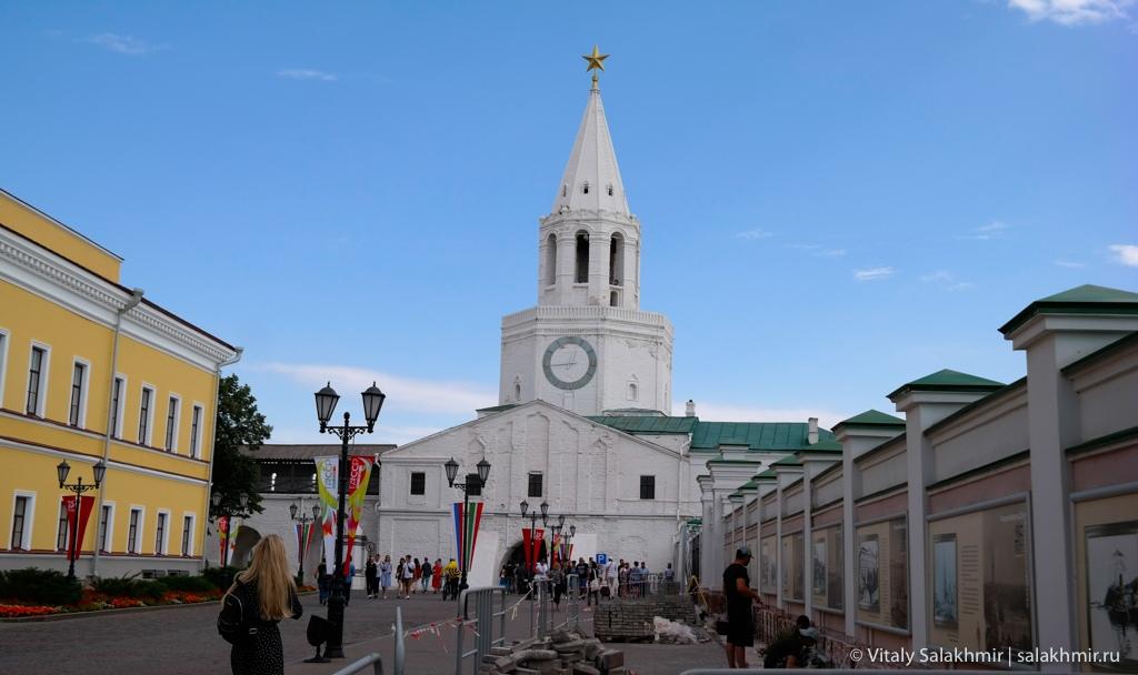 Казань – Кремль изнутри 2020