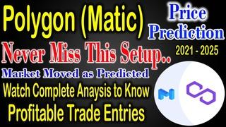 Matic price prediction || polygon price prediction (2021) || matic coin price prediction (hindi)