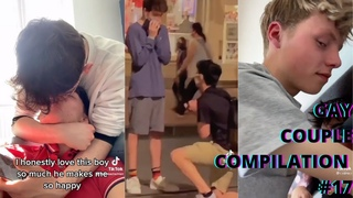 CUTE GAY COUPLE TIKTOKS COMPILATION #17 | Romantic Gay Couple Goals 💕- 🌈