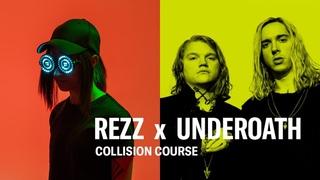 Collision Course: Rezz and Underoath on Rock, EDM, Collaboration, Next Albums