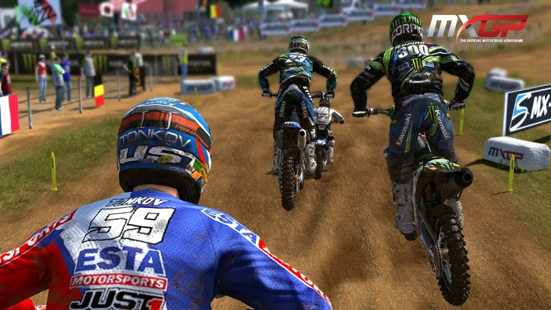 MXGP The Official Game KTM SX450 Championship