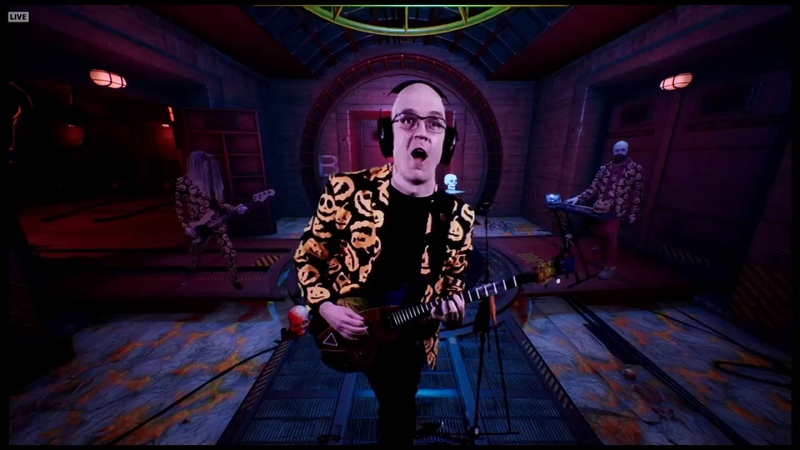 Devin Townsend's Crappy Halloween Party Full Show