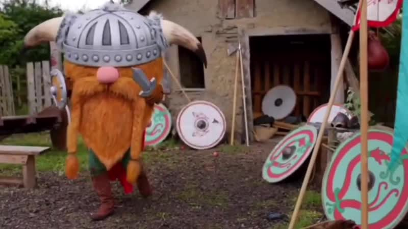 Viking Take On Me The Masked Singer Episode 5
