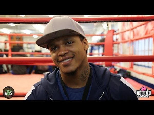 """IN CAMP W ANTHONY YARDE🦁 [MIKE TYSONS] THE REASON I'M INTO BOXING!"""" HIS CHALLENGES W DIETING"""