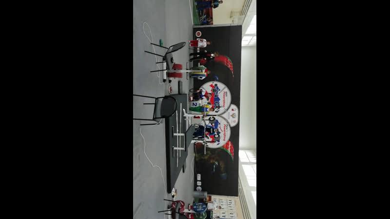 Кубок России по пауэрлифтингу 27 октября по 01 ноября 2020 года г Брянск