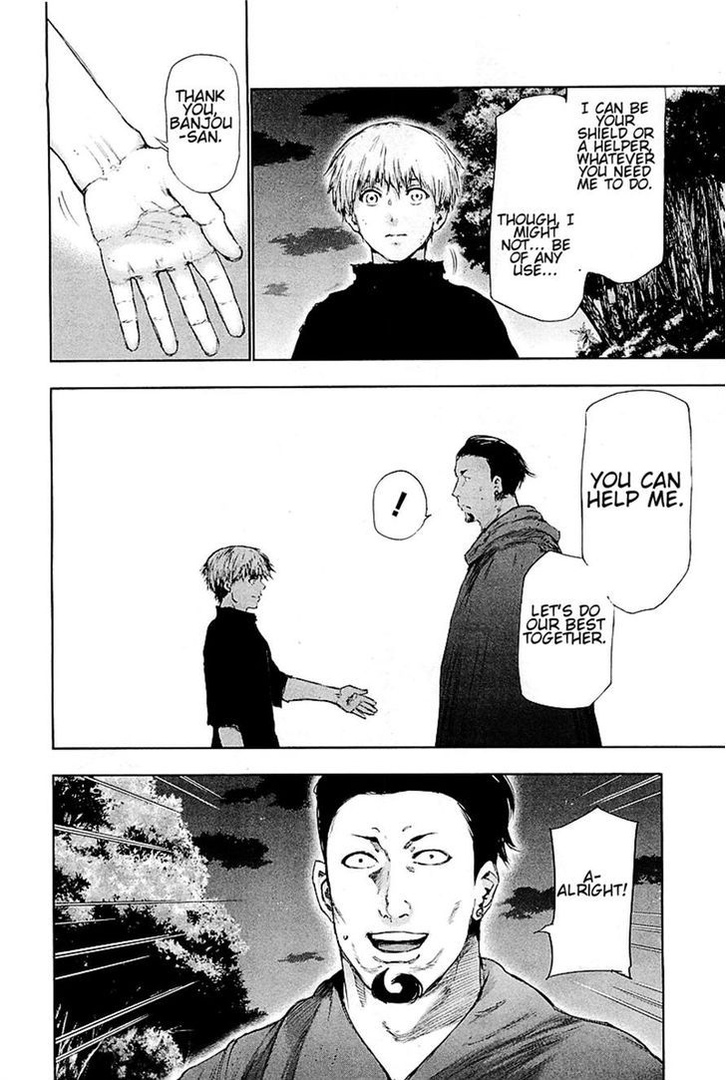Tokyo Ghoul, Vol.8 Chapter 79 New Light, image #8