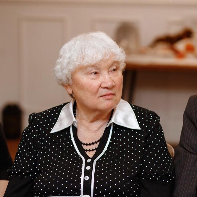 Федерация фехтования Новосибирской области и ГАУ НСО «СШОР по фехтованию» поздравляет с 80-летним юбилеем Тамару Николаевну Каплю!