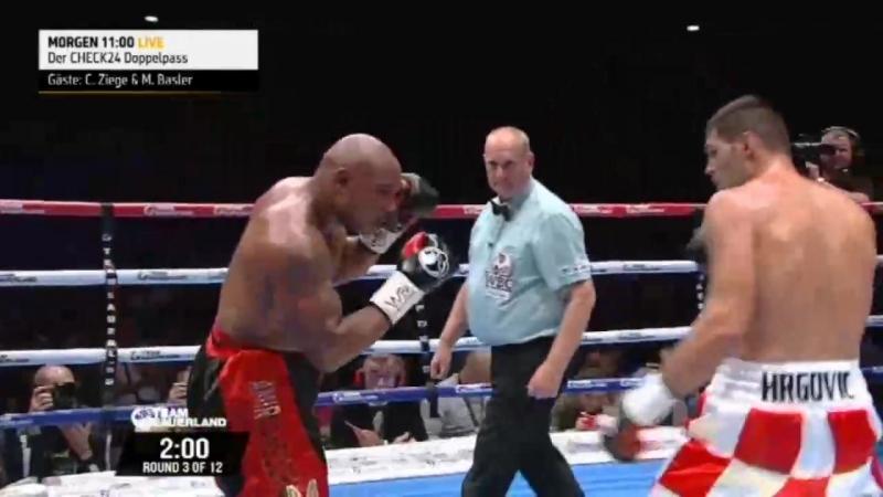 Filip Hrgovic vs Amir Mansour 2018 09 08