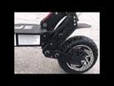 Продажа SPeed Savage A10 PRO DUAL Полный привод колеса 10 дюймов 2*1200w 2400w батарея 52 23 4Аh