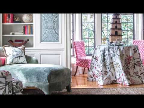 Nina Campbell Interior Decoration Elegance and Ease by Giles Kime
