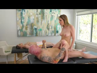 Cadence Lux - While The Wifes Napping [All Sex, Hardcore, Blowjob, Massage]