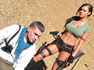 Косплей, Tomb Raider Vs Uncharted, Peta Jensen, для геймеров, по
