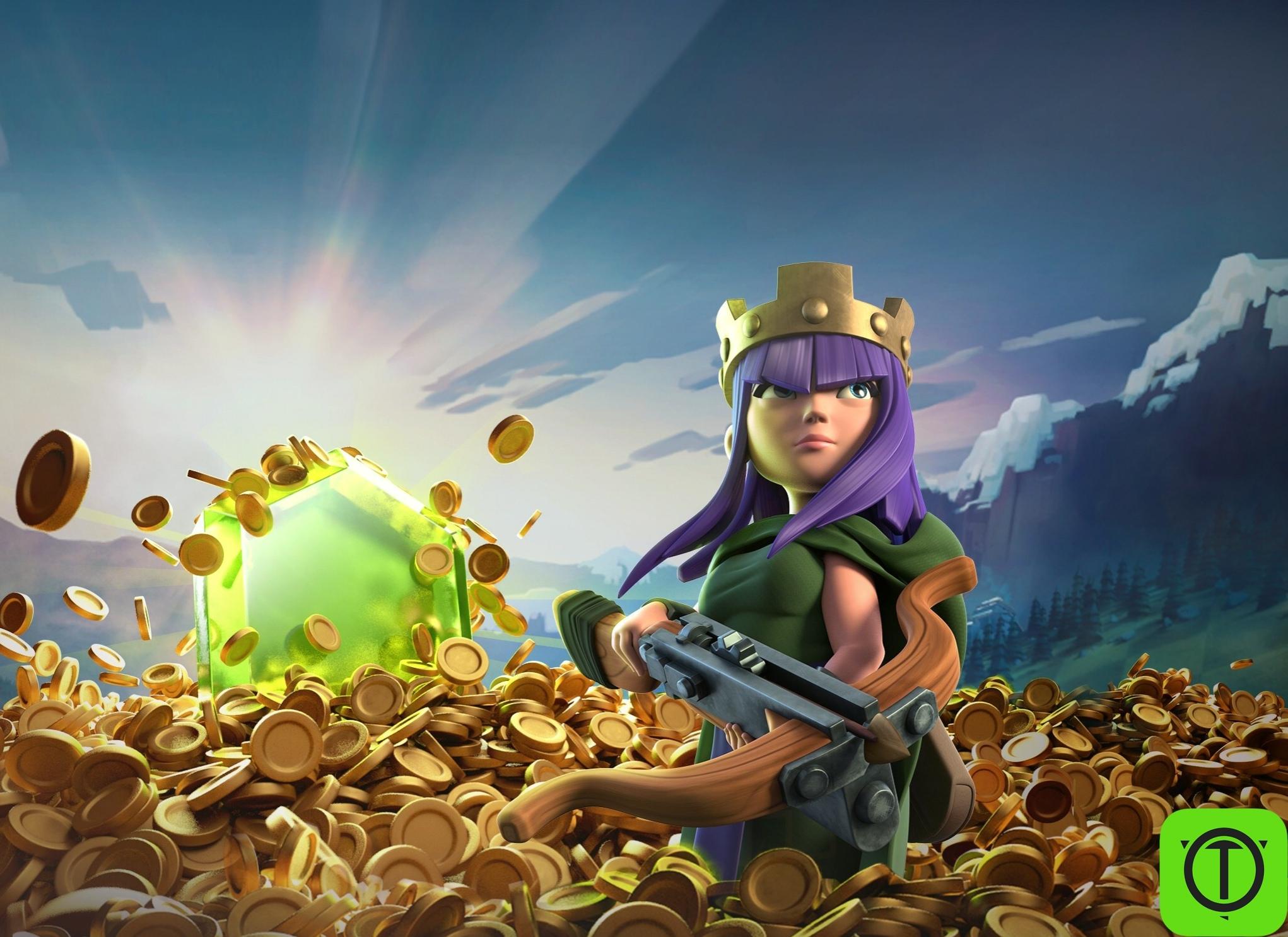 #НовостиCOC@aurum_yt В игре появились некоторые изменения баланса, которые