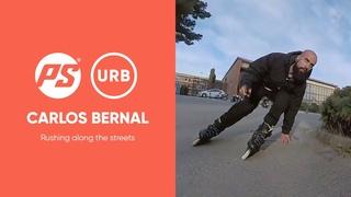 Carlos Bernal - Rushing along the streets