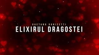 Elixirul Dragostei | L'Elisir d'Amore | Gaetano Donizetti