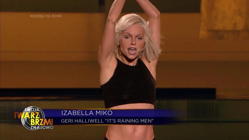 TTBZ 9 Izabella Miko śpiewa słynny przebój It's Raining Men