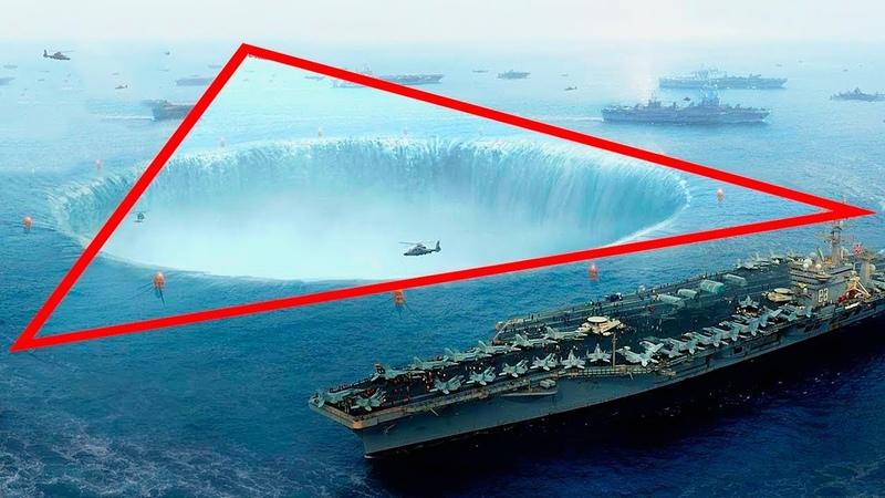 Пропавший в Бермудском Треугольнике Корабль Появился Спустя 2 Года
