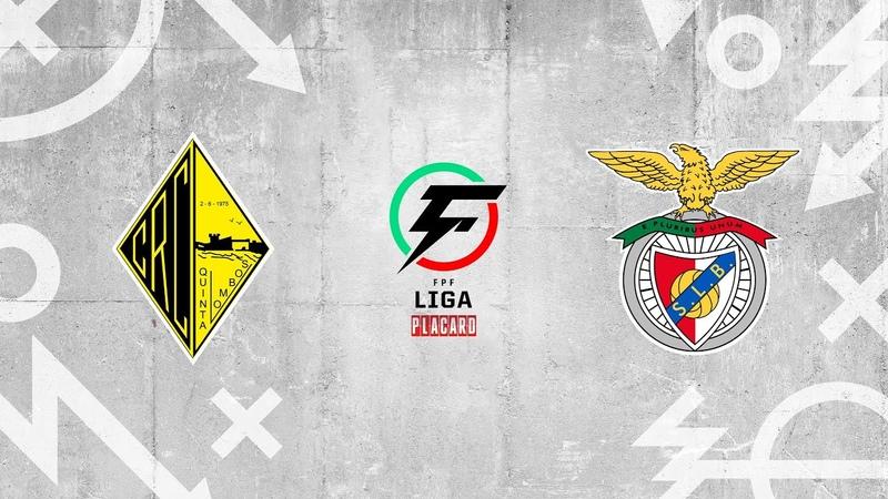 Liga Placard, 13ª jorn. CRC Quinta Dos Lombos 0-4 SL Benfica