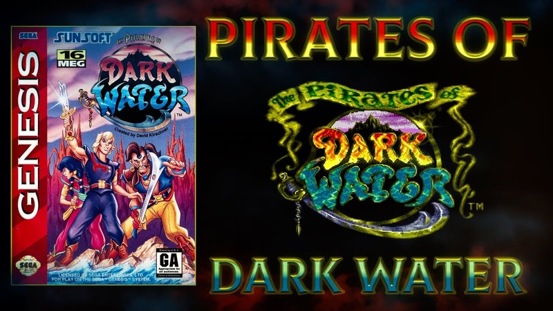 НЕ ЗАТАЩЕНО 🔵 The Pirates of Dark Water 🎮 SMD STREAM 🕹