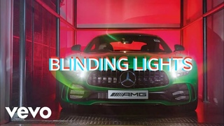 TheWeeknd - Blinding Lights ft Lewis Hamilton | Mercedes AMG GT R & PROJECT ONE Performance