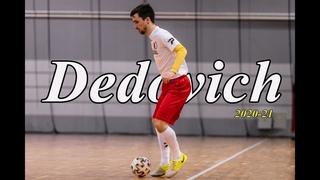 Fedor Dedovich Jr - Skills & Goals 2020-2021