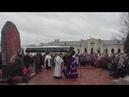 14 октября 2019 г в Тихвине - митинг памяти погибшим здесь 78 лет назад детям блокадного Ленинграда