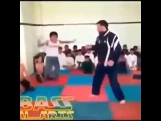 Жесткий тренер