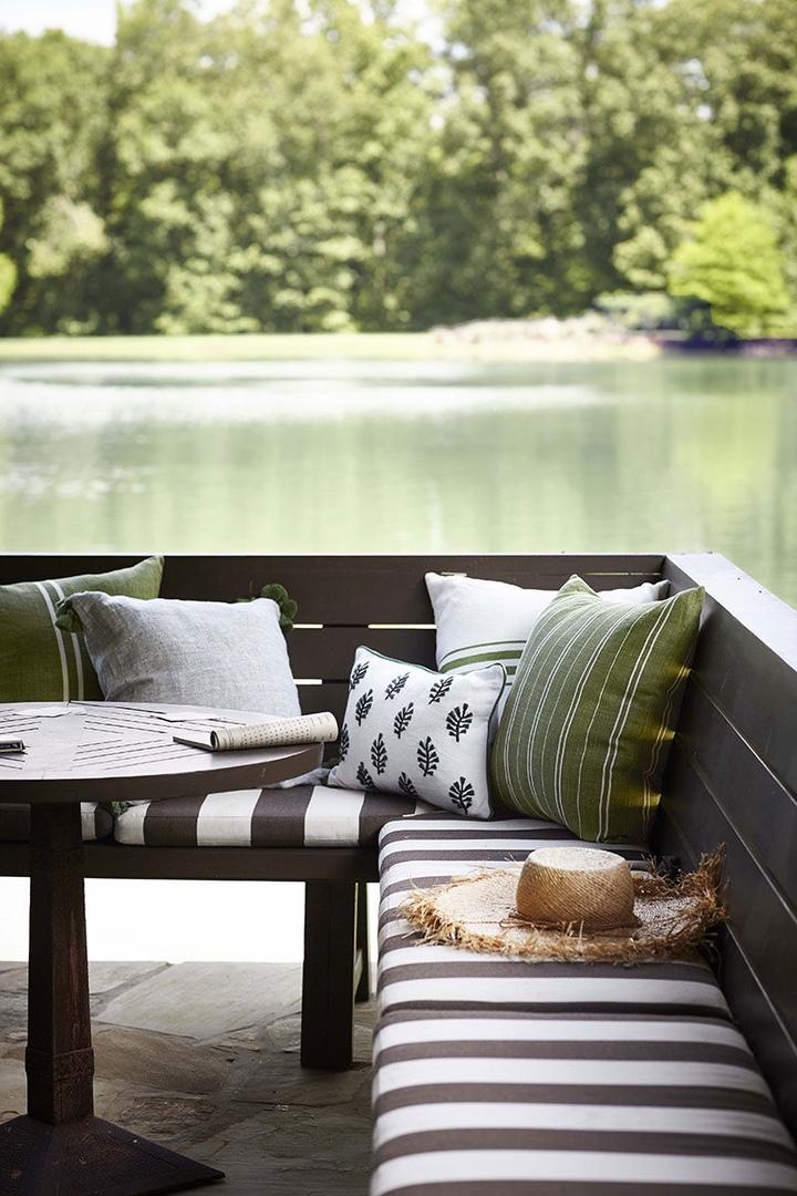 Как отдыхают знаменитости: дом у озера для семьи музыканта в Нэшвилле