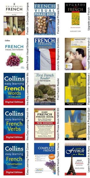 First French Reader - A Beginner's Dual-Language Book