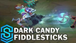 Dark Candy Fiddlesticks Skin Spotlight - Pre-Release - League of Legends