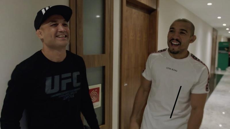 UFC237 Видеоблог Эпизод 5
