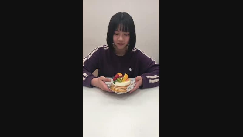 さてさて、 日向坂46 誕生記念陽だまり』発売もうすぐ1ヶ月記念として、べみほ〇〇を公開します✨まず最初は、べみホールケーキ 🍰渡邉さんと一緒にお祝いしましょ〜🎉