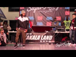 Super Funky Vol.3 Hiphop 16-8 Stackz VS. Ben