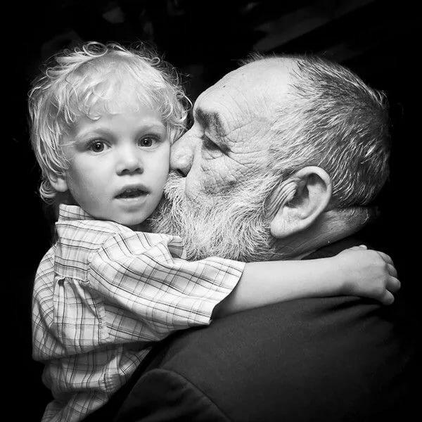 картинка с белым дедом лучшая фото-видео школа