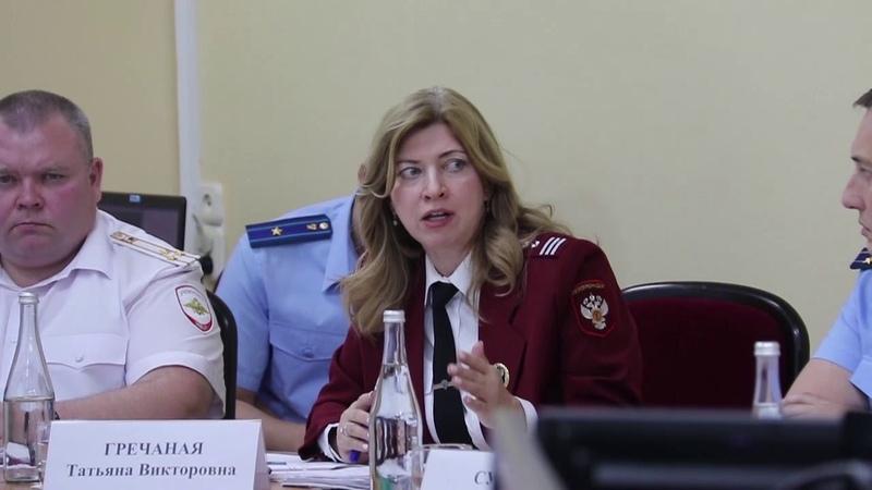 Как идет модернизация очистных в Сукко обсуждали на краевом совещании