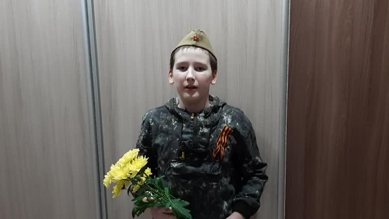 В31 О Брестской крепости Сарычев Илья