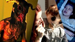 СТРАШНЫЕ КОРОТКОМЕТРАЖКИ #4 — Inferno, Кукольник, Комната 731