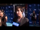 Vincent Martella- The Voice of Phineas At Phineas Ferb Premiere