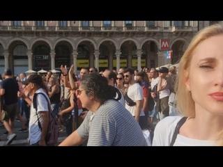 Протесты в Италии. О чем нам всем нужно вспомнить...