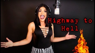 Highway to Hell - AC/DC - Sara Loera - cover