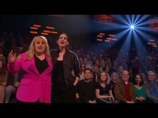 The Graham Norton Show S25E3 - Anne Hathaway, Rebel Wilson, Jodie Comer, Daniel