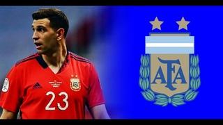 Emiliano Martinez ● Copa America 2021 ► Atajadas ᴴᴰ