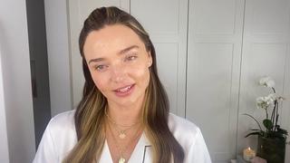 Miranda Kerr's Morning Skincare with KORA Organics