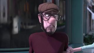 Короткометражные мультфильмы.Мистер Безразличный.