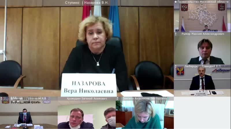 Вера Назарова заявила губернатору что жители аварийных бараков на самом деле сами не хотят переселяться