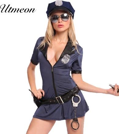 Простой костюм Полицейская